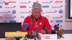 Video «Petkovic gibt 23-Mann-Kader bekannt» abspielen