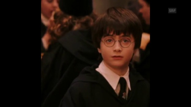 Video «Happy Birthday, Harry Potter!» abspielen