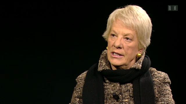 Dramatischer Appell von Carla del Ponte zu Syrien
