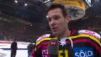 Video «Eishockey: Interview mit Ryan Gardner» abspielen