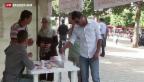 Video «Wahlen im Mutterland des Arabischen Frühlings» abspielen
