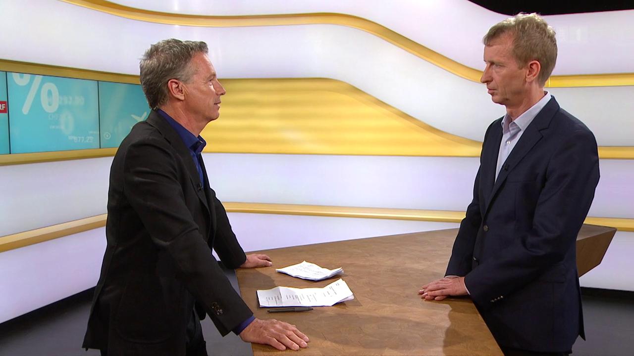 Studiogespräch mit Jan Schmidt, Professor für Viszuralchirurgie