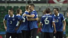 Video «Fussball: EM-Quali, Gruppe E, Estland - Litauen» abspielen