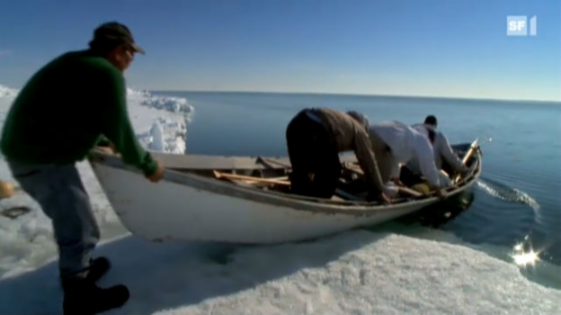 Video «Pfarrer und Waljäger in einem» abspielen