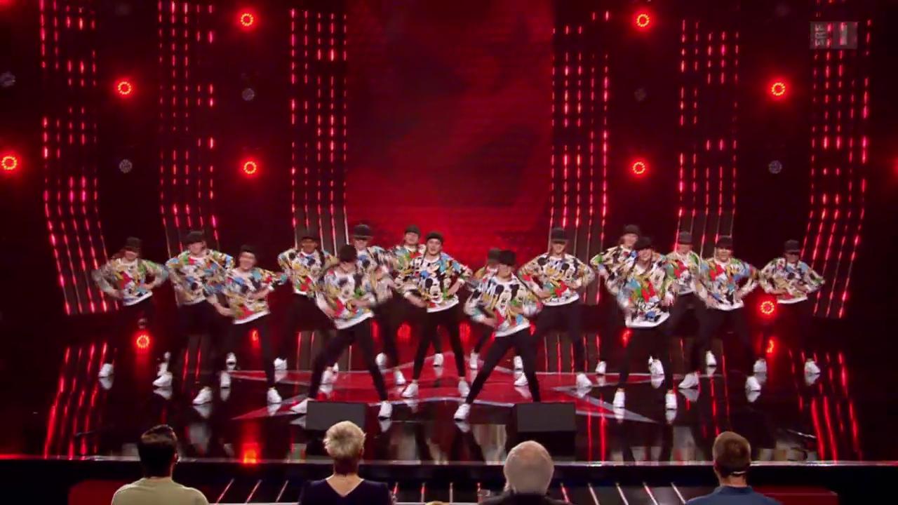 «Steep Dance Crew» begeistern mit Hip-Hop-Performance