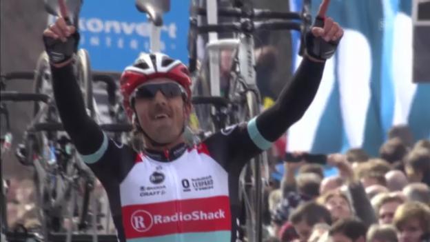 Video «Rad: Flandern-Rundfahrt («sportaktuell»)» abspielen