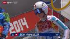 Video «Skispringen: Normalschanze Frauen» abspielen