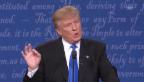 Video «Trump: «Clinton hat 30 Jahre nichts getan»» abspielen
