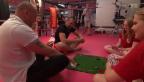 Video «Reto Scherrer auf der Suche nach aussergewöhnlichen Jass-Orten - in der Kampfsportschule» abspielen
