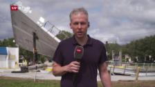 Video «FOKUS: Irma tobt in Florida» abspielen