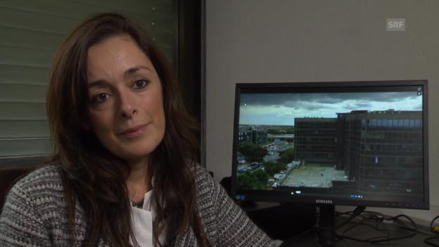 Video «Chiara Sambuchi:«Ich will, dass man darüber spricht.»» abspielen