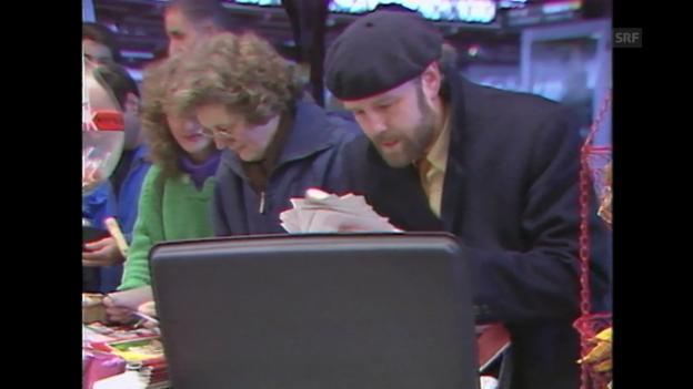 Video «Christoph Hürsch im Lottofieber» abspielen