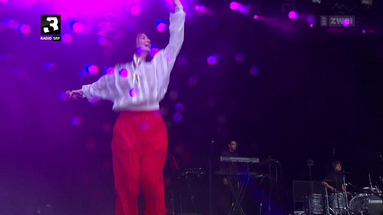 OpenAir St. Gallen 2017 – Konzertausschnitt: Lorde