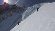 Link öffnet eine Lightbox. Video Ueli Stecks Wahnsinnstour im Himalaya abspielen