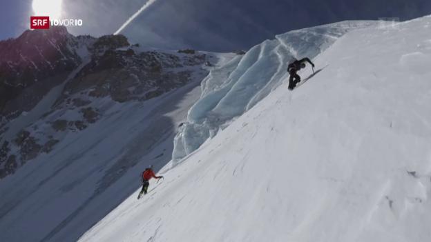Video «Ueli Stecks Wahnsinnstour im Himalaya» abspielen
