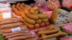 Video «WHO gegen Fleischbranche» abspielen