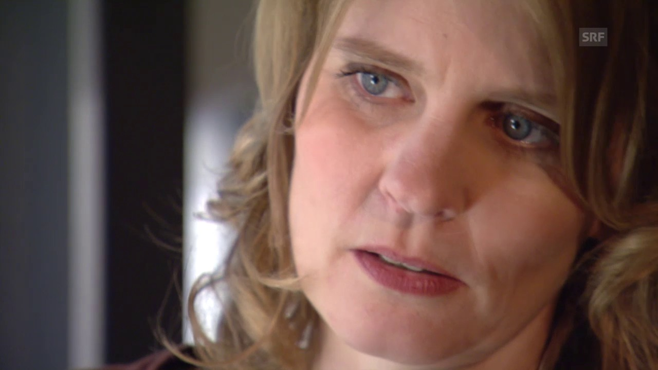 Heike Dorsch muss ihre Geschichte erzählen