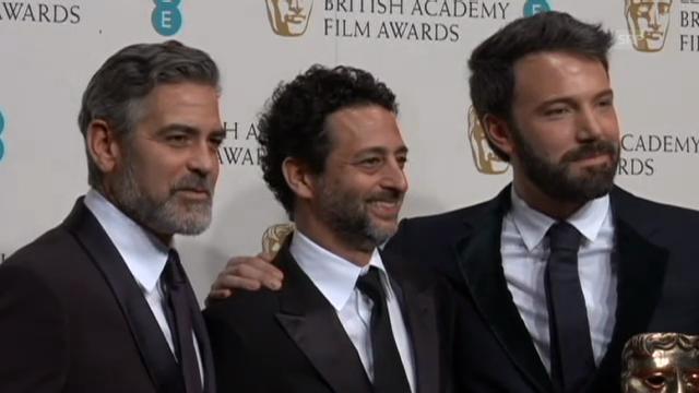 Ben Affleck über seinen BAFTA-Award