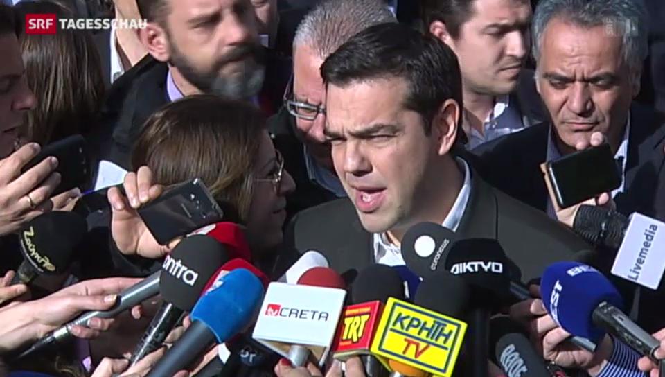 Griechenland vor Neuwahlen