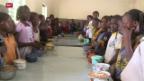 Video «Trauer nach Terror in Burkina Faso» abspielen