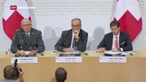 Video «Bundesrat will Hürden für Zivildienst erhöhen» abspielen