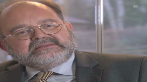 Video «Heinz Rüegger über die Wahl der Angehörigen für eine Patientenverfügung» abspielen