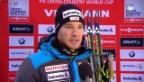 Video «Langlauf-Staffel: Interview Dario Cologna» abspielen