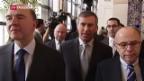Video «Cahuzac kommt mit blauem Auge davon» abspielen