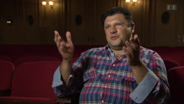 Video «Wahlschweizer: der rumänische Geiger Josef Gazsi» abspielen