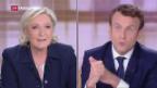 Video «Die letzte TV-Debatte vor der Wahl» abspielen