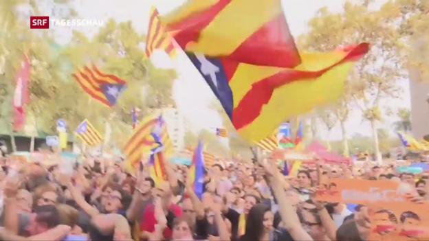 Video «Tagesschau vom 27.10.2017, 19:30» abspielen
