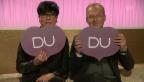 Video «Ich oder Du: Fredy Bickel und Regula Esposito geben sich Saures» abspielen