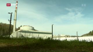 Video «Gesuch um Stilllegung liegt öffentlich auf » abspielen