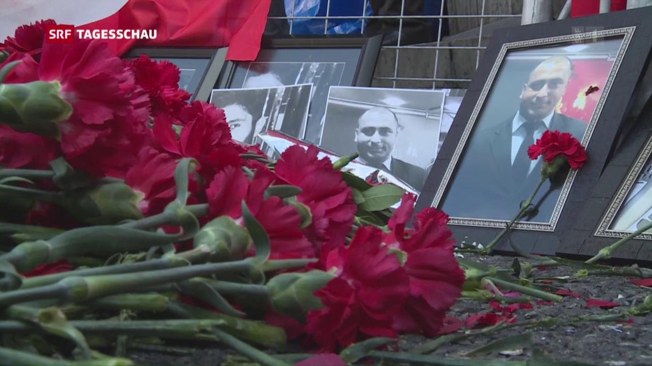 Anschlag in Istanbul: Fahndung nach Hintermänner