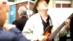 """Video «""""Element of Crime""""-Musiker an der ART Basel» abspielen"""