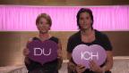 Video «Eine Fitnessqueen im Harmoniequiz» abspielen