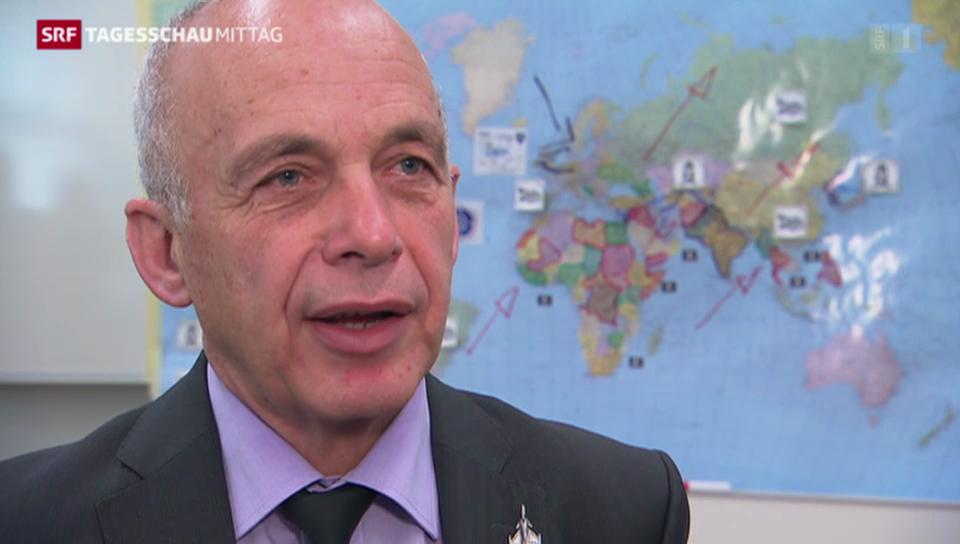 Maurer zu Blocher-Rücktritt