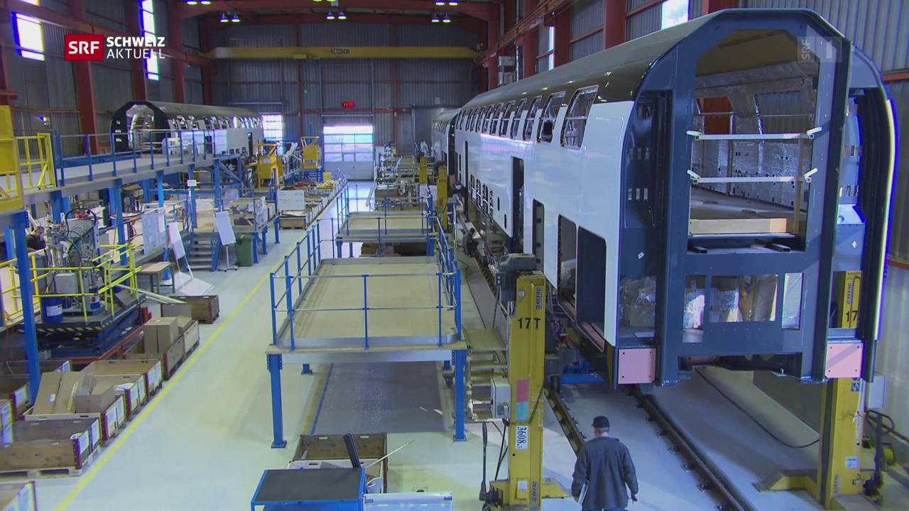 Bombardier streicht 650 Arbeitsplätze
