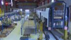 Video «Bombardier streicht 650 Arbeitsplätze» abspielen
