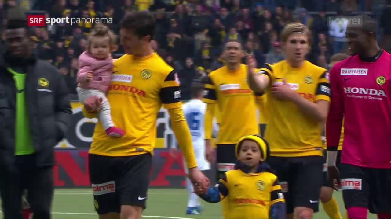 YB überrennt den FCZ und vertagt Basels Meisterparty