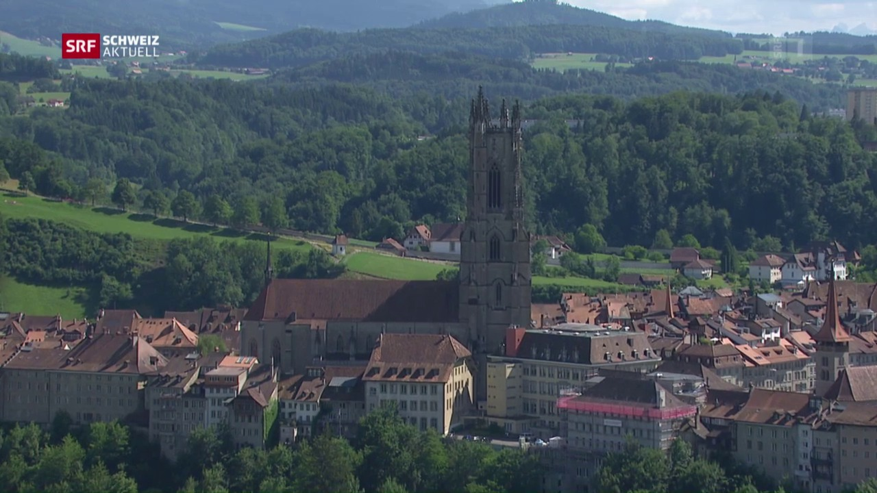 FR: Freiburg lanciert Grossfusion