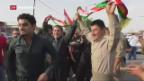Video «Unabhängigkeitsreferendum für Kurden» abspielen