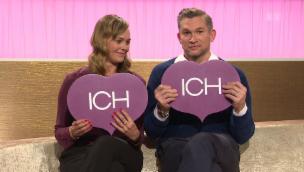 Video «Ich oder Du: Nicole Steiner und Philipp Tingler» abspielen