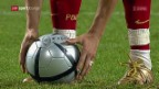 Video ««Tscheggsch de Pögg» – Wer hat das Penaltyschiessen erfunden?» abspielen