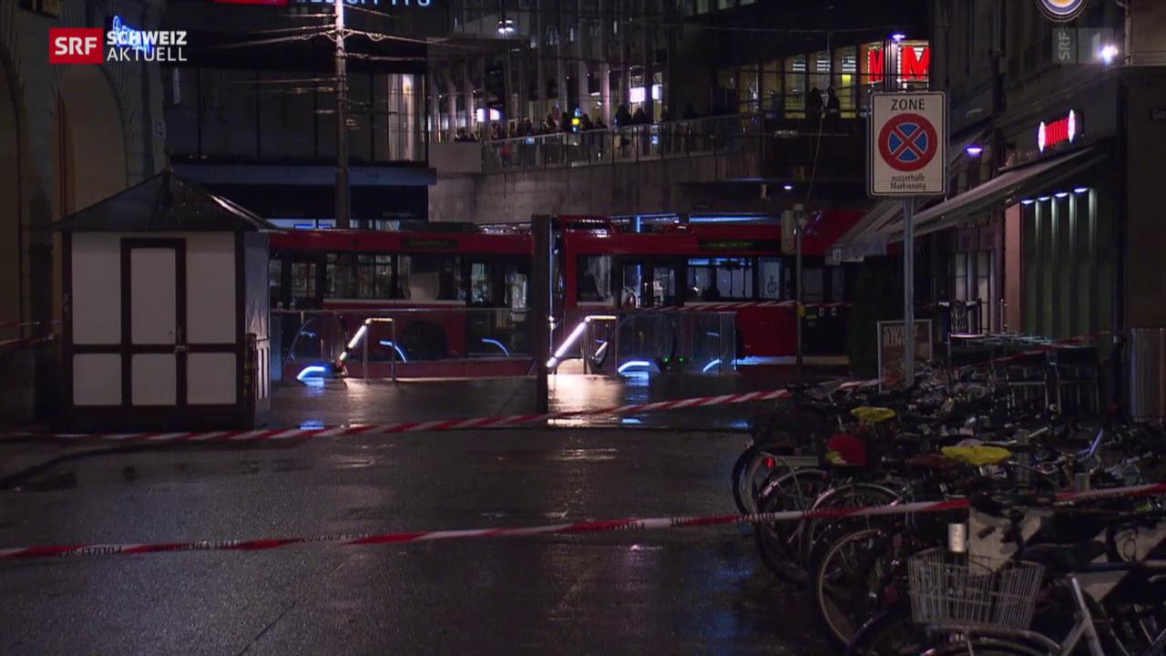 Bombenalarm in Bern