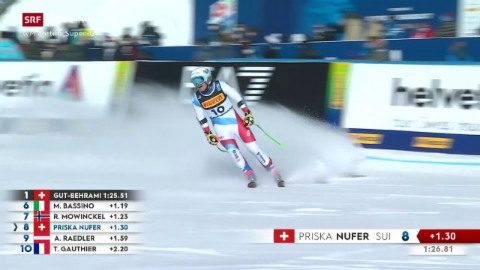 La cursa da Priska Nufer