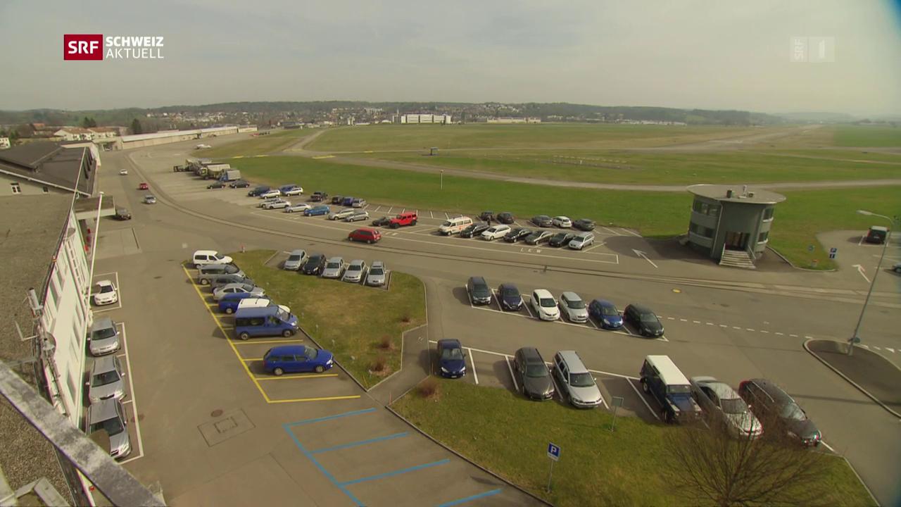 Kampf der Flughafen-Gemeinden