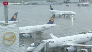 Video «Lufthansa unter grossem Druck» abspielen