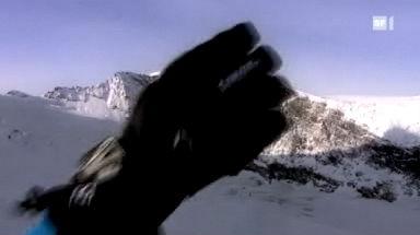 Video «Snowboard-Handschuhe: Kein Schutz bei Sturz» abspielen