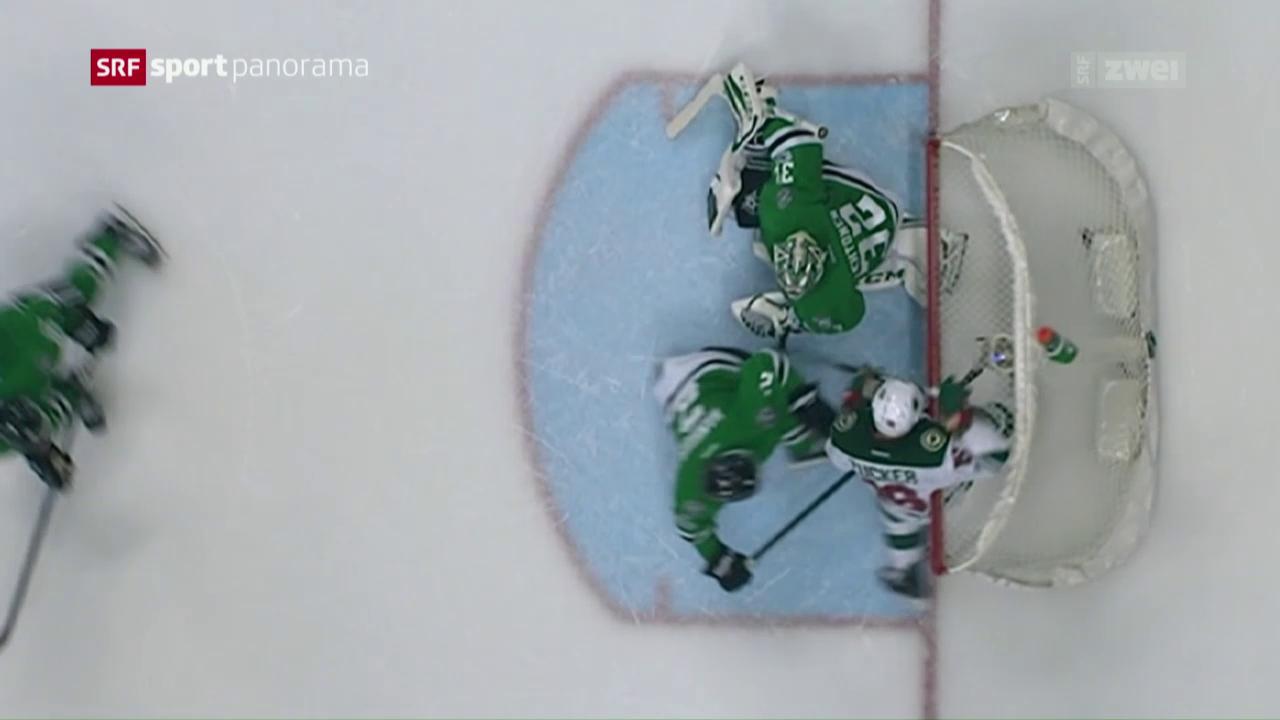 Schweizer-News aus der NHL